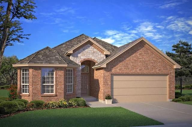 1709 Swale Lane, Granbury, TX 76049 (MLS #14325435) :: The Chad Smith Team
