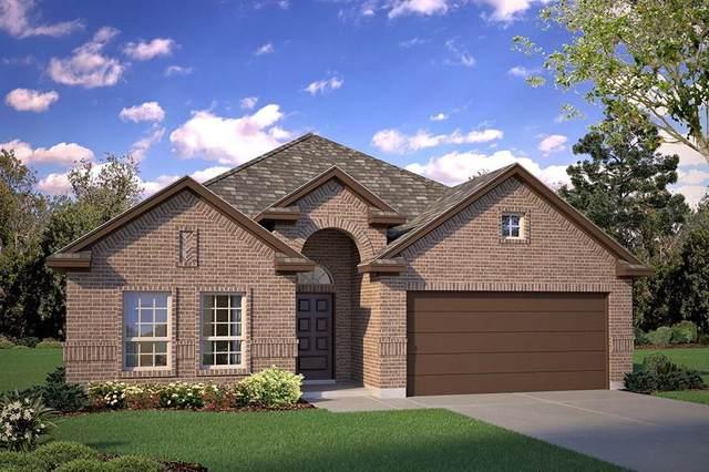 1616 Omaha Drive, Granbury, TX 76049 (MLS #14325452) :: The Chad Smith Team