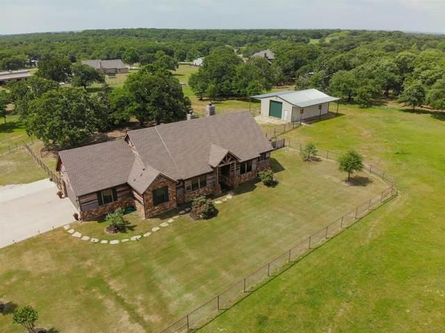 5730 E Lone Oak Road E, Valley View, TX 76272 (MLS #14325456) :: Bray Real Estate Group