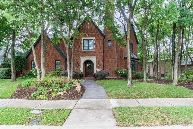 717 Armstrong Boulevard, Coppell, TX 75019 (MLS #14325587) :: Hargrove Realty Group