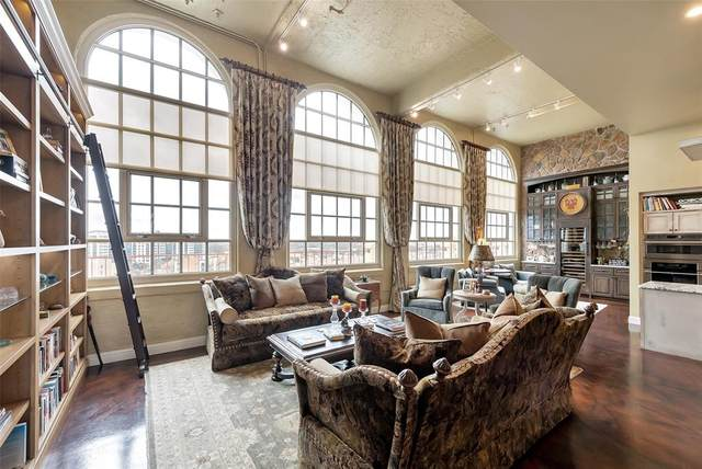 2600 W 7th Street #2832, Fort Worth, TX 76107 (MLS #14325596) :: Results Property Group