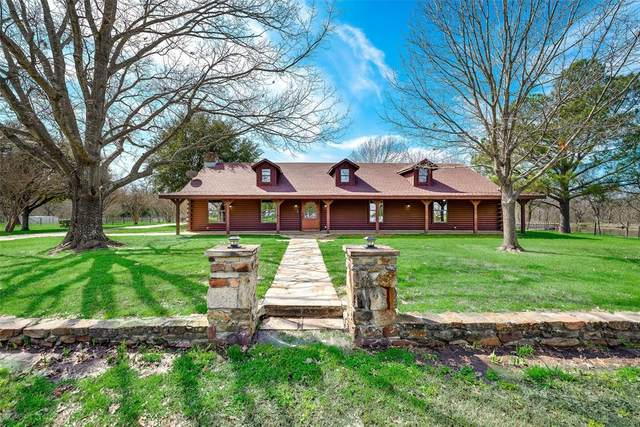 7400 SW County Road 4200, Purdon, TX 76679 (MLS #14325710) :: Frankie Arthur Real Estate