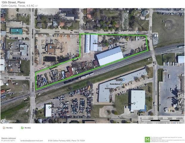1304 13th Street, Plano, TX 75074 (MLS #14325810) :: Robbins Real Estate Group