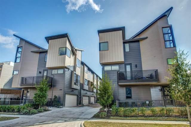 6016 Hudson Street #4, Dallas, TX 75206 (MLS #14326013) :: Hargrove Realty Group