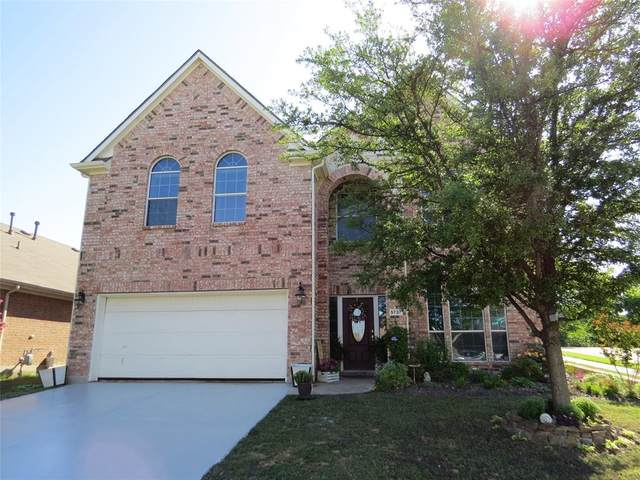 5737 Minnow Drive, Fort Worth, TX 76179 (MLS #14326215) :: Real Estate By Design