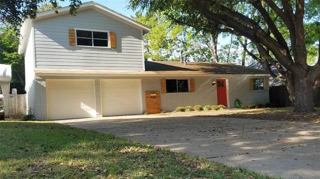 4710 Hope Street, River Oaks, TX 76114 (MLS #14326314) :: HergGroup Dallas-Fort Worth