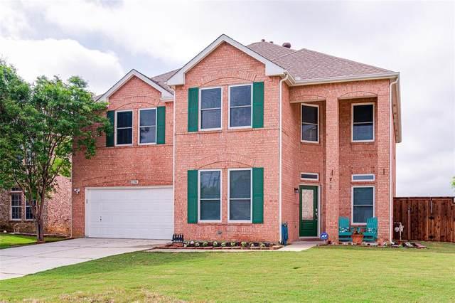 1104 Willowridge Circle, Lewisville, TX 75067 (MLS #14326335) :: HergGroup Dallas-Fort Worth