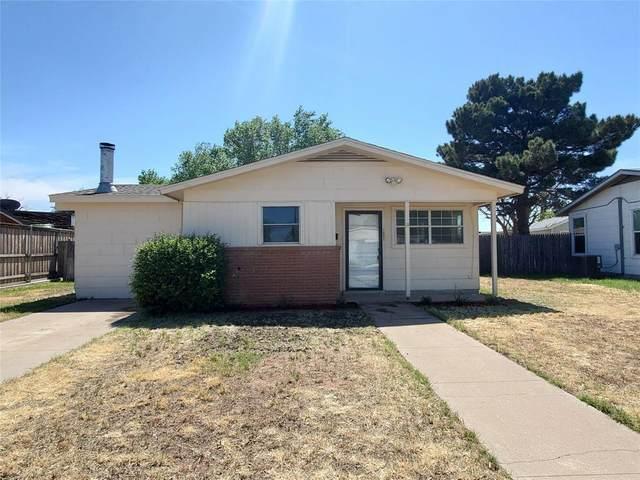 1804 Penbrook Street, Odessa, TX 79762 (MLS #14326392) :: Team Tiller
