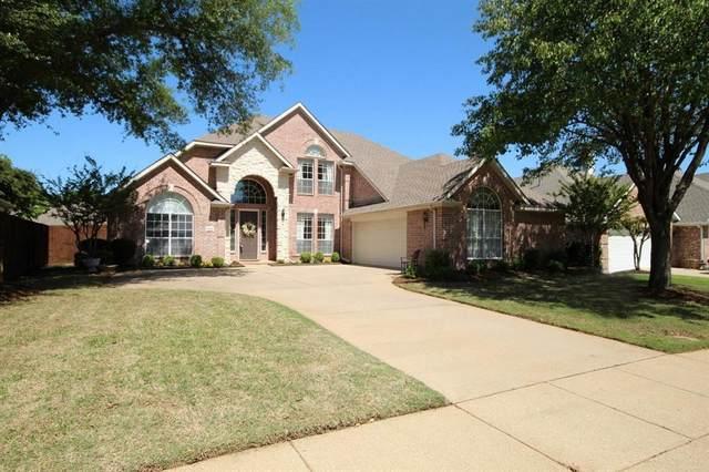3604 Gallop Court, Flower Mound, TX 75028 (MLS #14326505) :: HergGroup Dallas-Fort Worth