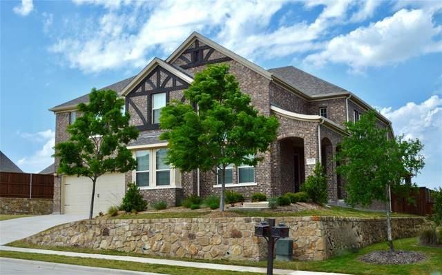 1030 Wimberly Lane, Northlake, TX 76226 (MLS #14326551) :: HergGroup Dallas-Fort Worth