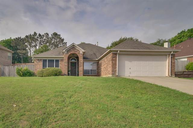 10197 Fieldcrest Drive, Benbrook, TX 76126 (MLS #14326640) :: Potts Realty Group