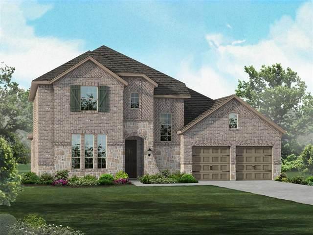 1213 13th Street, Argyle, TX 76226 (MLS #14326689) :: Team Hodnett