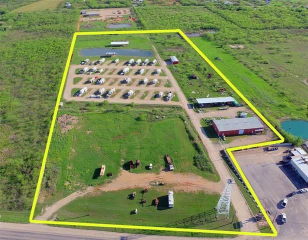 2801 W Walker Street, Breckenridge, TX 76424 (MLS #14326746) :: Bray Real Estate Group