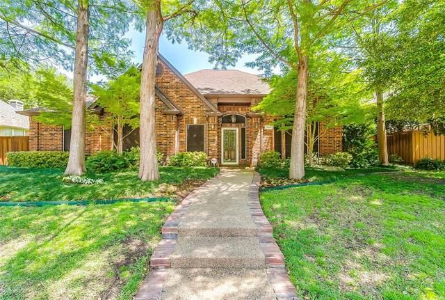 3014 Carla Drive, Rowlett, TX 75088 (MLS #14326747) :: Bray Real Estate Group