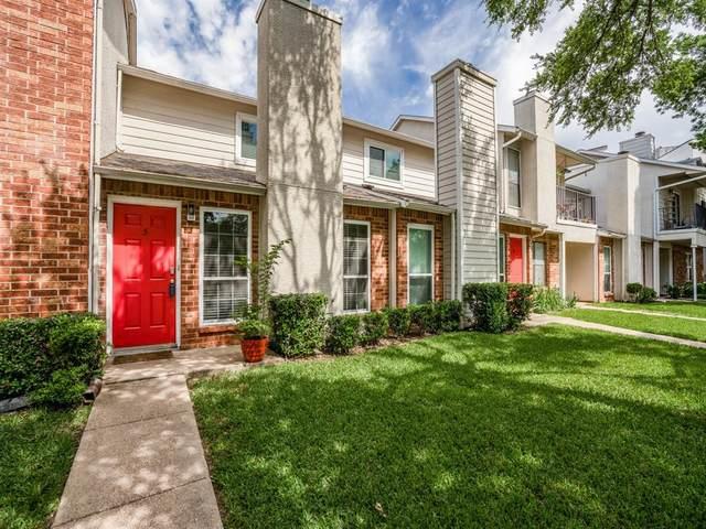5505 Live Oak Street #105, Dallas, TX 75206 (MLS #14326842) :: Results Property Group