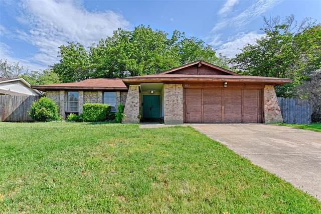 1023 Mountview Drive, Carrollton, TX 75006 (MLS #14326872) :: The Good Home Team