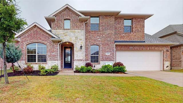 4225 Round Valley Lane, Fort Worth, TX 76262 (MLS #14326958) :: The Kimberly Davis Group