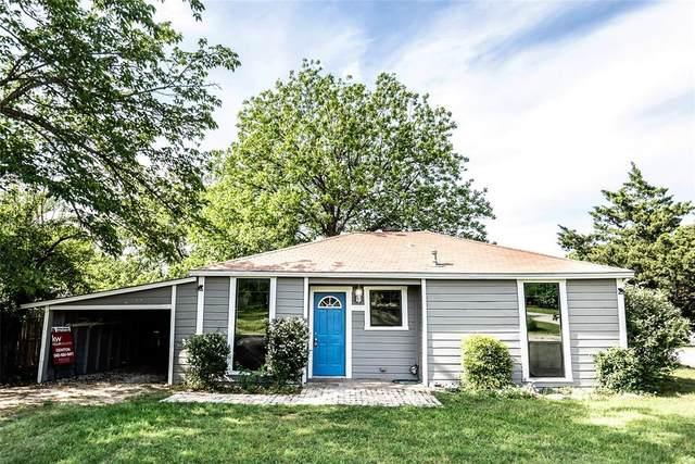 100 Northcott Street, Nocona, TX 76255 (MLS #14327006) :: Ann Carr Real Estate