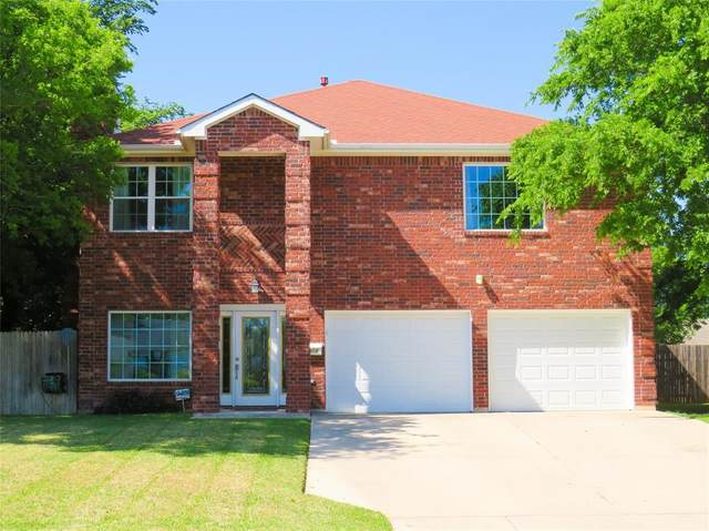 4908 Donnelly Avenue, Fort Worth, TX 76107 (MLS #14327012) :: Real Estate By Design