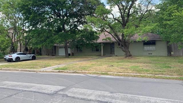 11616 Jamestown Road, Dallas, TX 75230 (MLS #14327177) :: The Mitchell Group