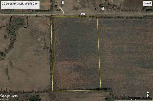 TBD Fm 3427, Wolfe City, TX 75496 (MLS #14327307) :: Real Estate By Design