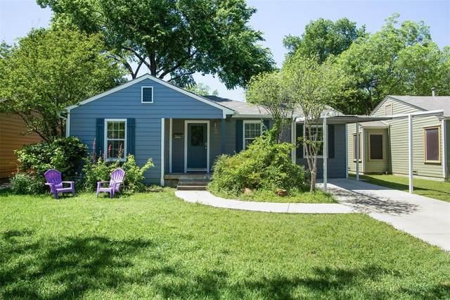 8919 San Fernando Way, Dallas, TX 75218 (MLS #14327366) :: Robbins Real Estate Group