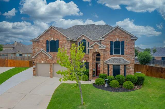 14040 Saddlesoap Court, Fort Worth, TX 76052 (MLS #14327469) :: Real Estate By Design