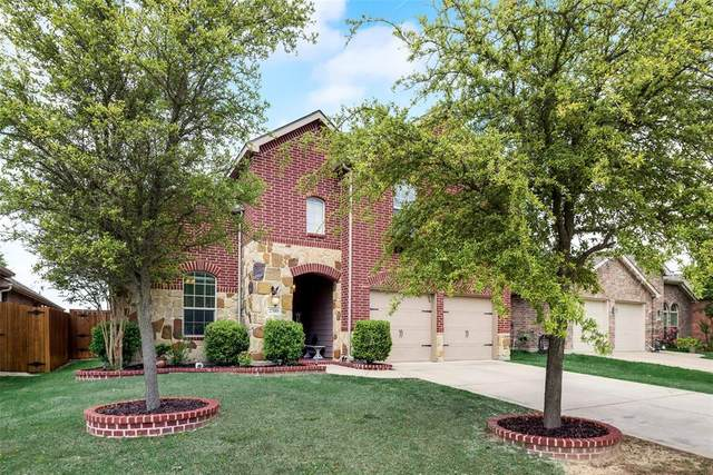 2709 Sunnyside Drive, Mckinney, TX 75071 (MLS #14327499) :: All Cities USA Realty
