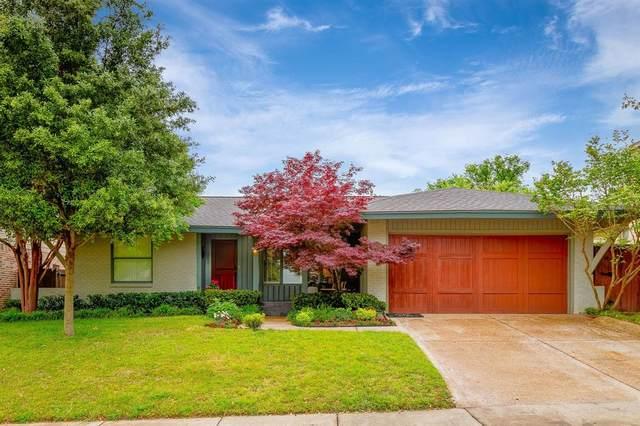 6710 Lakefair Circle, Dallas, TX 75214 (MLS #14327500) :: Robbins Real Estate Group
