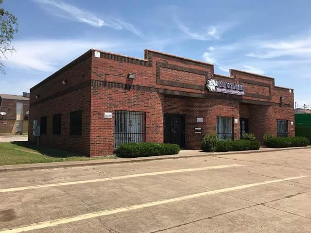 7905 Military Parkway, Dallas, TX 75227 (MLS #14327537) :: The Kimberly Davis Group