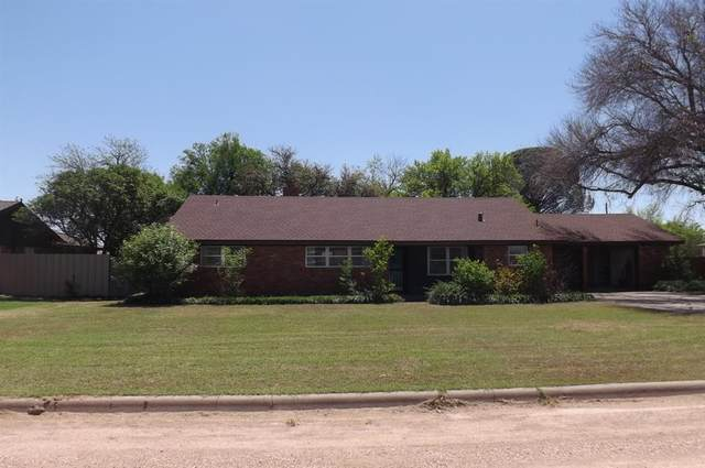 811 SW 1st Street, Hamlin, TX 79520 (MLS #14327584) :: All Cities USA Realty