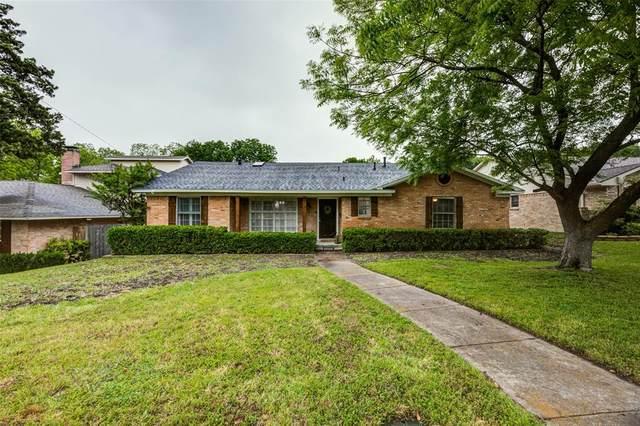 11005 Carissa Drive, Dallas, TX 75218 (MLS #14327593) :: Robbins Real Estate Group