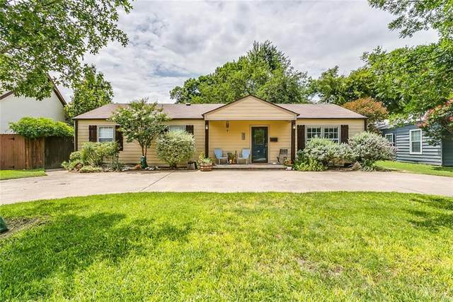 865 Edgefield Road, Fort Worth, TX 76107 (MLS #14327597) :: Real Estate By Design