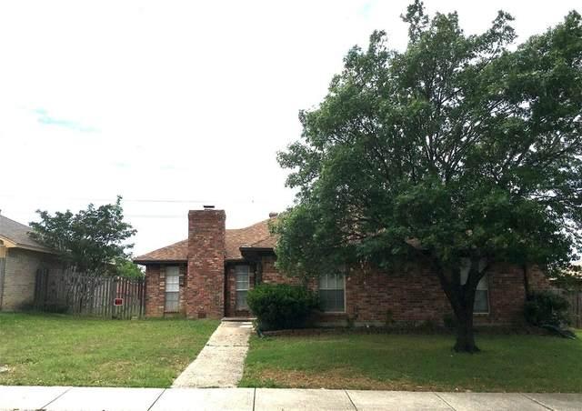 2805 Glenbrook Drive, Carrollton, TX 75007 (MLS #14327695) :: Team Tiller