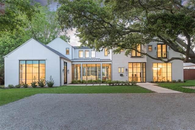 6465 Waggoner Drive, Dallas, TX 75230 (MLS #14327716) :: Robbins Real Estate Group