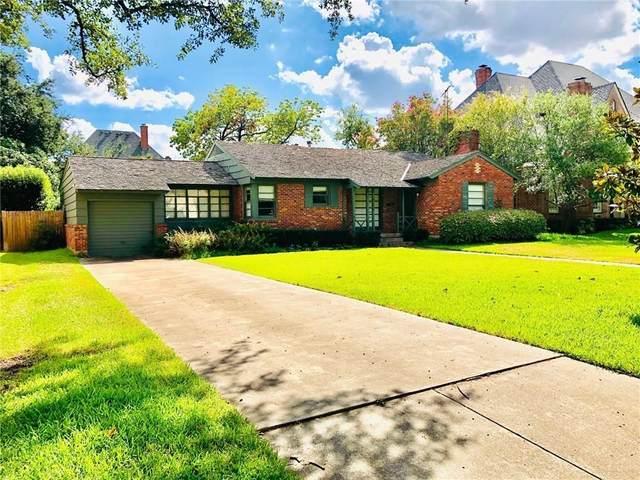 6722 Mimosa Lane, Dallas, TX 75230 (MLS #14327722) :: Robbins Real Estate Group