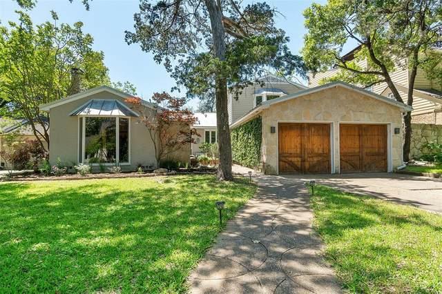 434 Allison Drive, Dallas, TX 75208 (MLS #14327879) :: Real Estate By Design