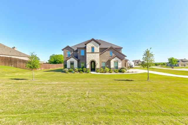 3617 Laurenwood Drive, Crowley, TX 76036 (MLS #14327948) :: The Mitchell Group