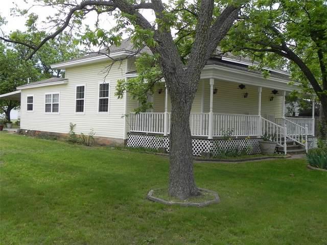 301 7th Street, Nocona, TX 76255 (MLS #14328039) :: Ann Carr Real Estate