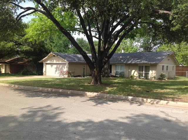 1001 Green River Trail, Fort Worth, TX 76103 (MLS #14328071) :: The Chad Smith Team