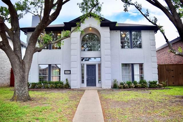 2813 Lois Lane, Rowlett, TX 75088 (MLS #14328073) :: Bray Real Estate Group