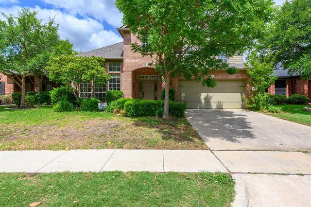 1725 Vintage Drive, Corinth, TX 76210 (MLS #14328107) :: RE/MAX Pinnacle Group REALTORS