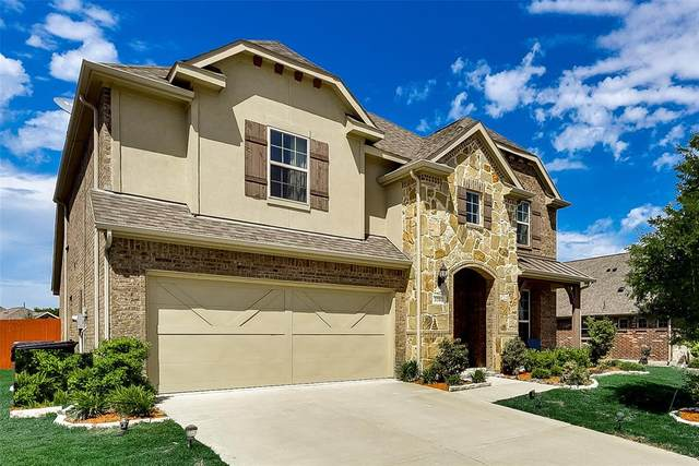 5704 Fremont Drive, Mckinney, TX 75071 (MLS #14328430) :: All Cities USA Realty