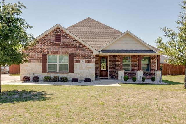 108 Cheyenne Trail S, Newark, TX 76071 (MLS #14328558) :: The Hornburg Real Estate Group