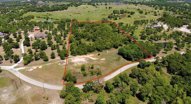 02 Clearwater Drive, Poolville, TX 76487 (MLS #14328581) :: The Kimberly Davis Group