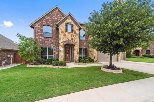 1141 Bentley Drive, Roanoke, TX 76262 (MLS #14328644) :: The Rhodes Team