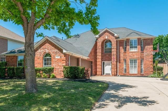 1525 Creekview Drive, Keller, TX 76248 (MLS #14328645) :: EXIT Realty Elite