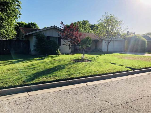 4229 Bilglade Road, Fort Worth, TX 76109 (MLS #14328669) :: Real Estate By Design