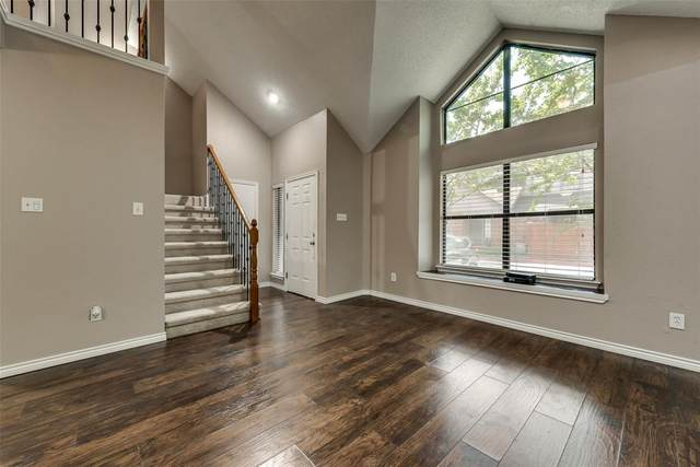 449 Harris Street 102F, Coppell, TX 75019 (MLS #14328718) :: Hargrove Realty Group
