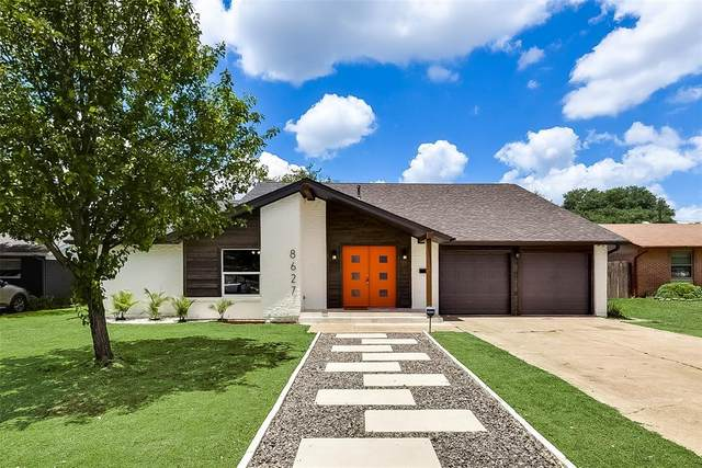8627 Charing Cross Lane, Dallas, TX 75238 (MLS #14328742) :: NewHomePrograms.com LLC